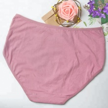 Romantic and beautiful cotton bra and panties set