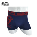 New design seamless mens boxer shorts