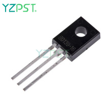 General purpose Complementary low voltage power transistor BD139