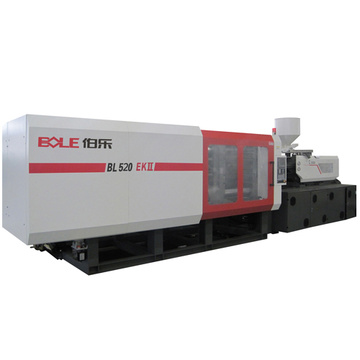 Plastic manual injection molding machine