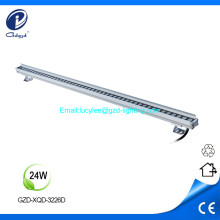 24W IP65 waterproof aluminum led facade linear light