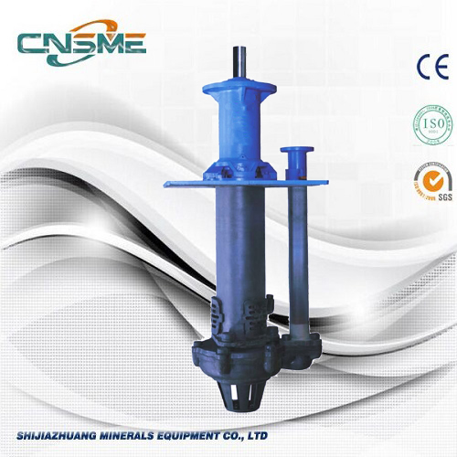 Semi-Submersible Slurry Sump Pump
