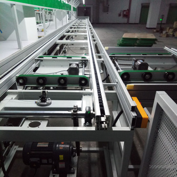 Powered Motoried Chain Drive Pallet Conveyors