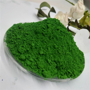 Chrome Oxide Green Cr2O3 Factory