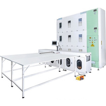 Best Quality for Pillow Filling Machine Full-automatic Bedding Making Machine export to Anguilla Factories