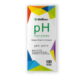 universal pH test strips 0-14 for liquid