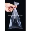 Clear LDPE Plastic Side Sealing Bag
