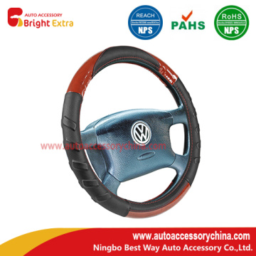 OEM manufacturer custom for China Safety Steering Wheel Covers,Custom Steering Wheel Covers,Redline Steering Wheel Cover,Oversized Steering Wheel Covers Exporters Steering Wheel Covers Wood Grain export to Liechtenstein Exporter