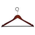 Custom Logo Unique Clothes Wooden Hangers