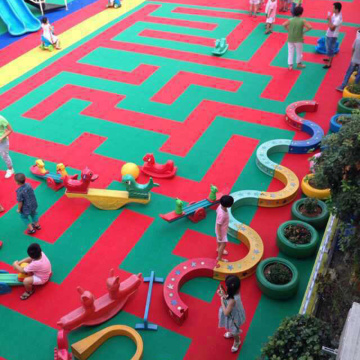 beautiful outdoor kindergarten floor mats covering