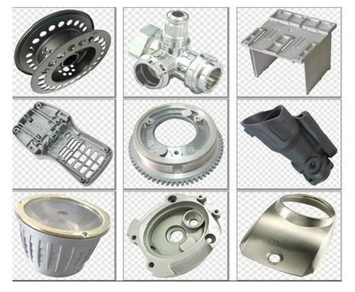 Machine Aluminum Cast Parts