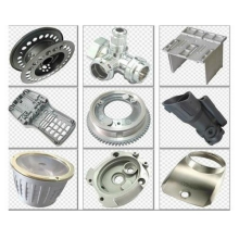 Aluminum Casting Custom Mdae Parts