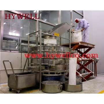 Sugar Powder Vibrating Separator