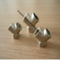 Brass Y Female BSPP Thread Junction Fitting