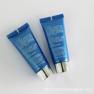 20g cosmetic plastic tube for hand cream packaging
