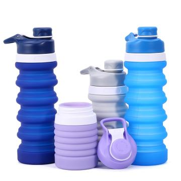 Foldable Sports Outdoor Water Bottles