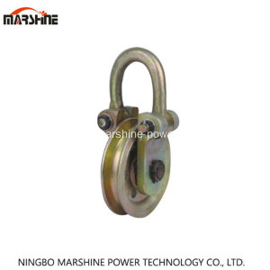 Best Price for for Sheave Pulley Simple Structure Hoisting Point Tackle supply to Russian Federation Factories