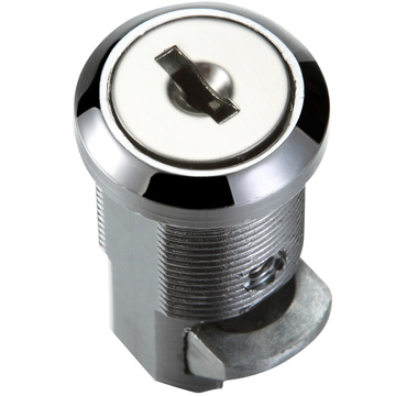 Zinc Alloy Chrome Plated Industrial Cabinet Cam Lock