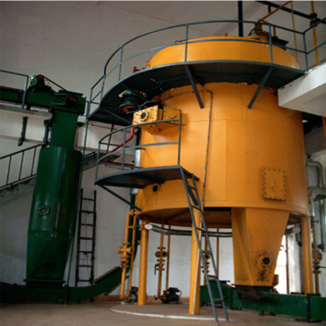 Medium Edible Oil Solvent Extraction Production Line