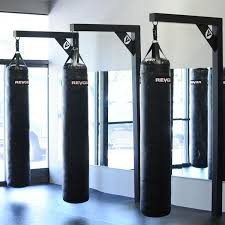 Hanging boxing bag1