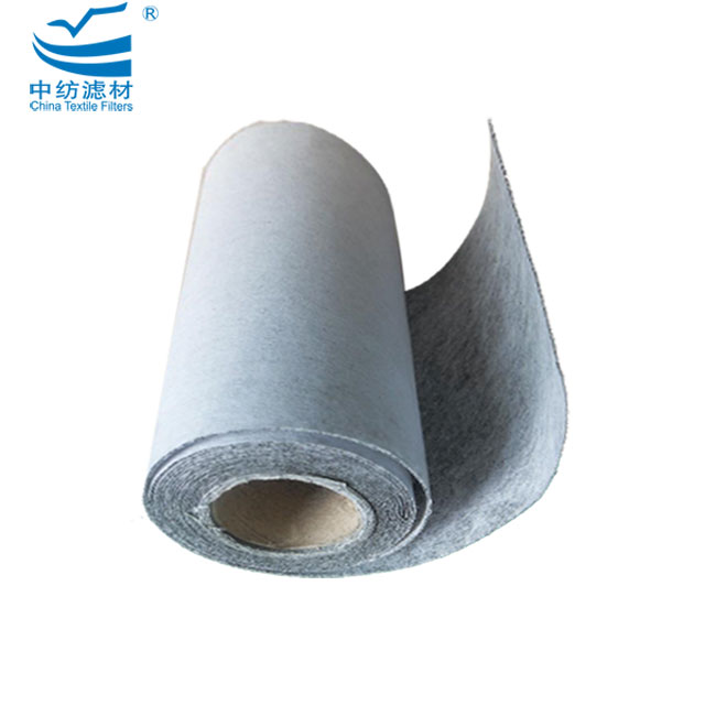 Laminated Activated Carbon Fabric for Air Purification