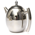 Stainless steel Classic teapot coffee pot with lid