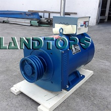 OEM for 240 Volt Alternator 15KW ST Single Phase Induction Alternator Generator supply to Portugal Factory