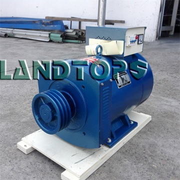 factory low price Used for Single Phase AC Generator 220v 50Hz ST Single Phase Alternator Dynamo Generator supply to Russian Federation Factory