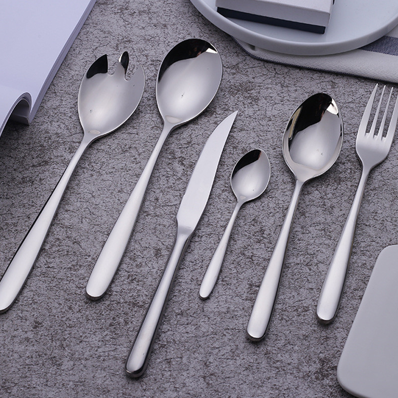18-8 Noble Quality Stainless Steel Flatware