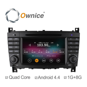 Best quality and factory for Mercedes-Benz Car Multimedia System best price Android Navigation for Mercedes W203 supply to Nauru Supplier