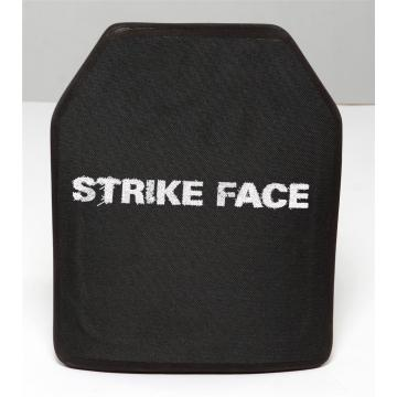 Single Curved Surface NATO Standard Ballistic Plates