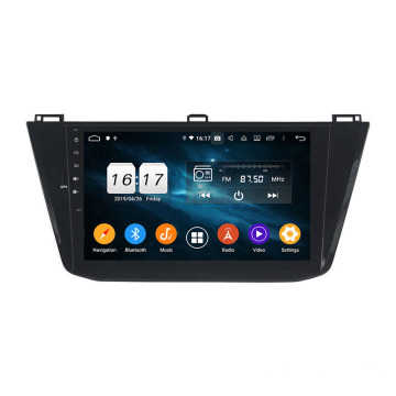 Android Tiguan car multimedia multimedia 9.0