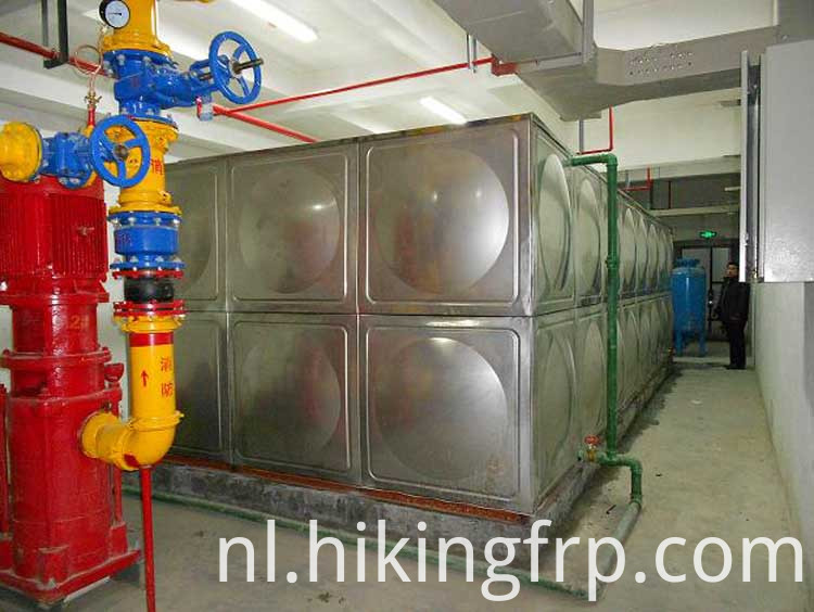 Water Tank For Water Treatment