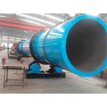 Rotary Drum Dryer Machine For Pig Chicken Manure