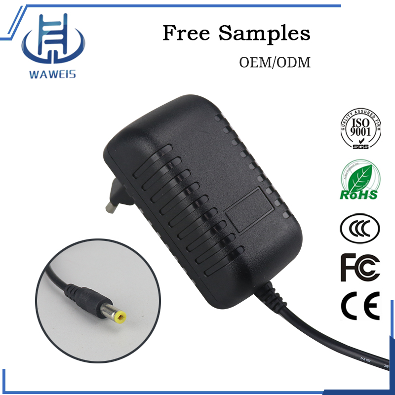 Wall Mount Charger 12V 1A for Set-top box