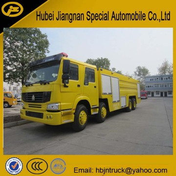 Howo 3200 gallon Fire Fighting Vehicle