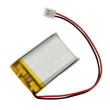 3.7V 502535 Lithium Polymer Rechargeable Battery 400mAh