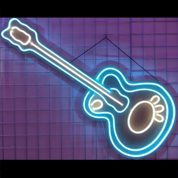 GUITAR LED NEON SIGN