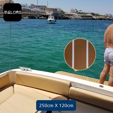 Melors Waterproof Deck Teak Flooring Marine EVA Sheet
