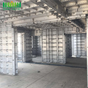 Concrete Used Aluminum Formwork Panel for Sale