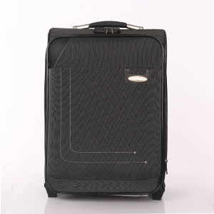 Competitive price factory wholesale soft fabric eva luggage