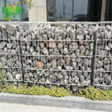 Galvanized welded gabion basket