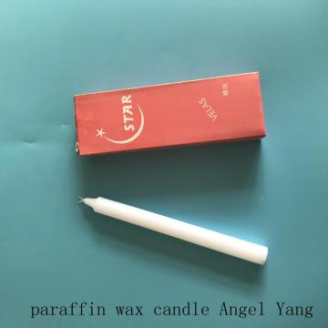 paraffin wax stick candle making factory