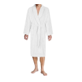Soft And Comfortable Luxury Hotel Full Cotton Bathrobe