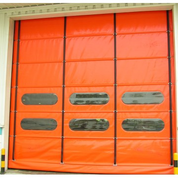 Factory Directly High Speed Stacking Door