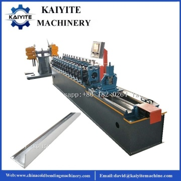 Metal Framing System Angle Bar Channel Machine