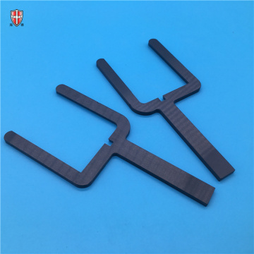 industrial high temperature Si3N4 ceramic arm handle clamp