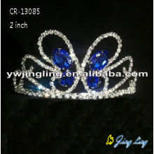 2015 Fashion Easter Tiara Crowns Butterfly Shape