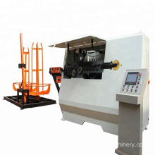 Automatic Rebar Stirrup Bending Machine