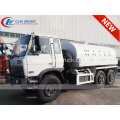 Guaranteed 100% DONGFENG 22000litres 6x6 water tank truck